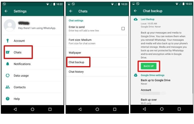 3 Solutions to Avoid Data Losing & Get Deleted WhatsApp Data Back