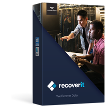 Recoverit data recovery