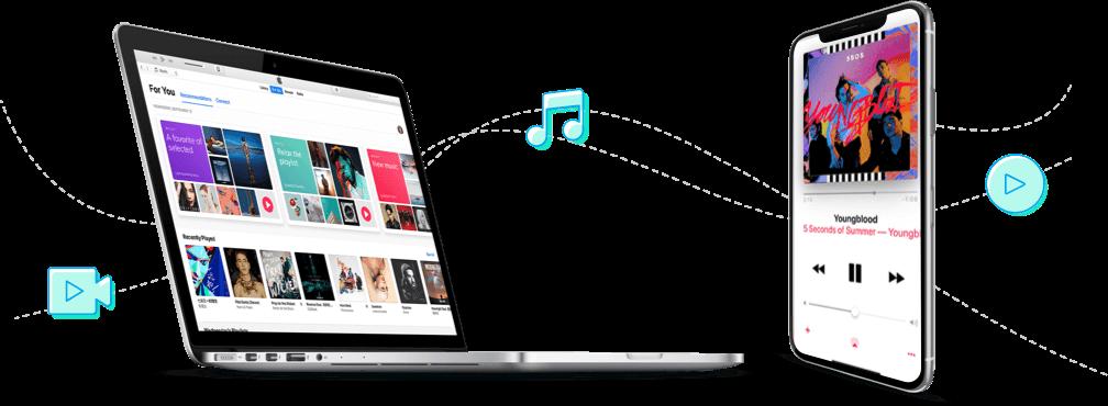 iphone music transfer