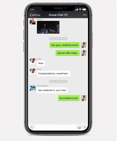 OFFICIAL]iSkysoft Toolbox - Backup/Transfer Your WhatsApp Chats