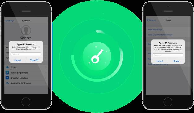 bypass iphone lock screen