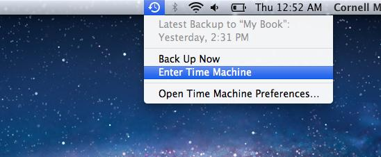 enter-time-machine