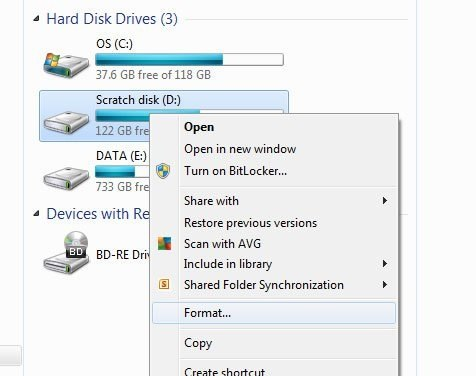 format-hard-disk-windows-2