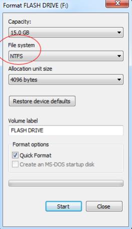 format-usb-drive