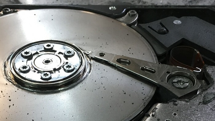 hdd bad sector repair