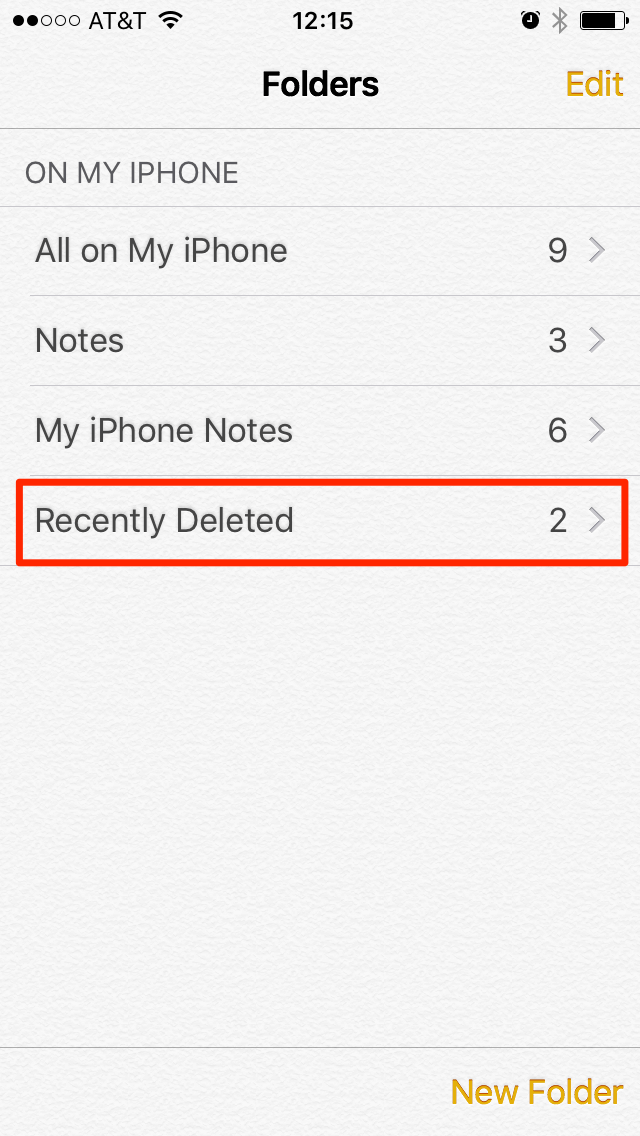 how-to-empty-trash-on-iphone-4