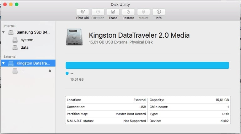 open-disk-utility