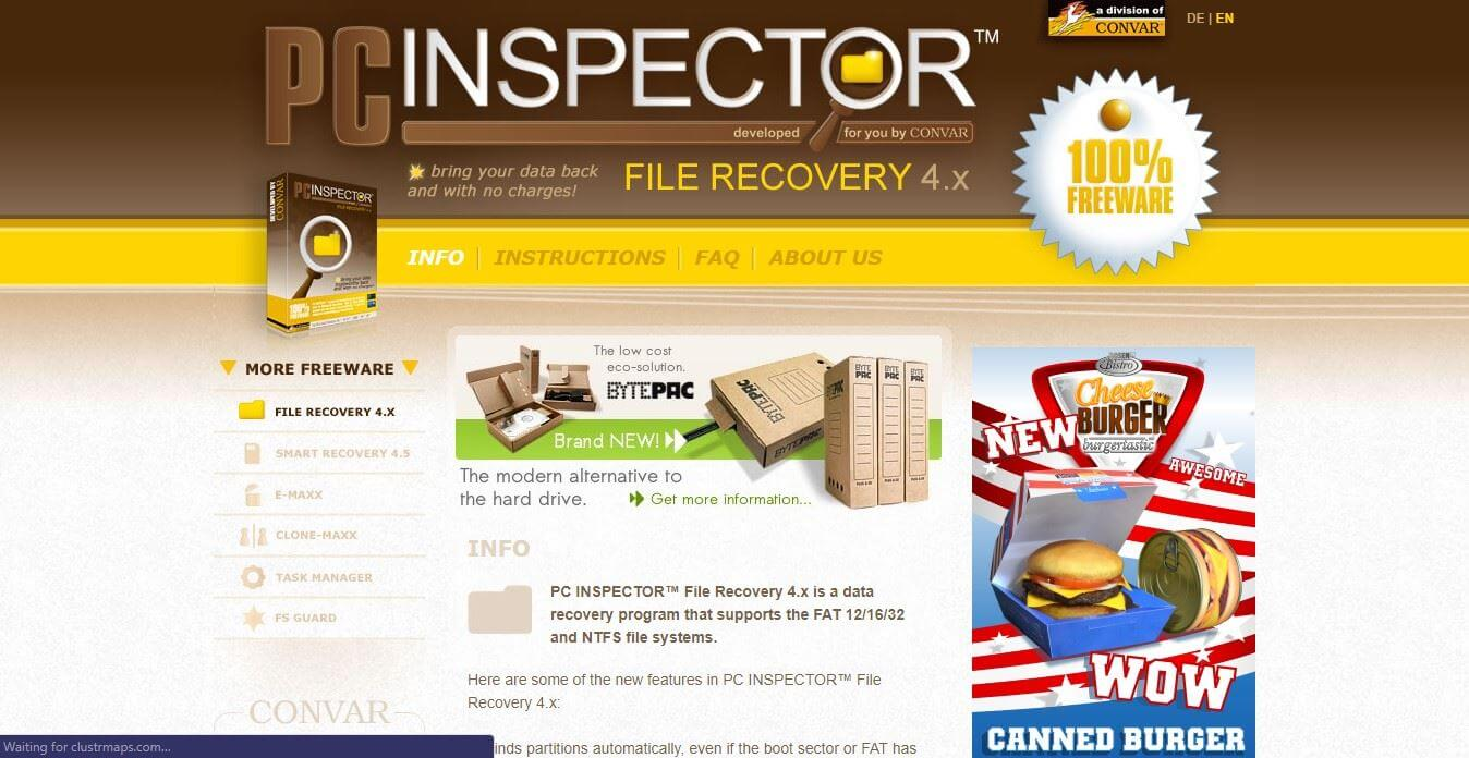 pcinspector-data-recovery