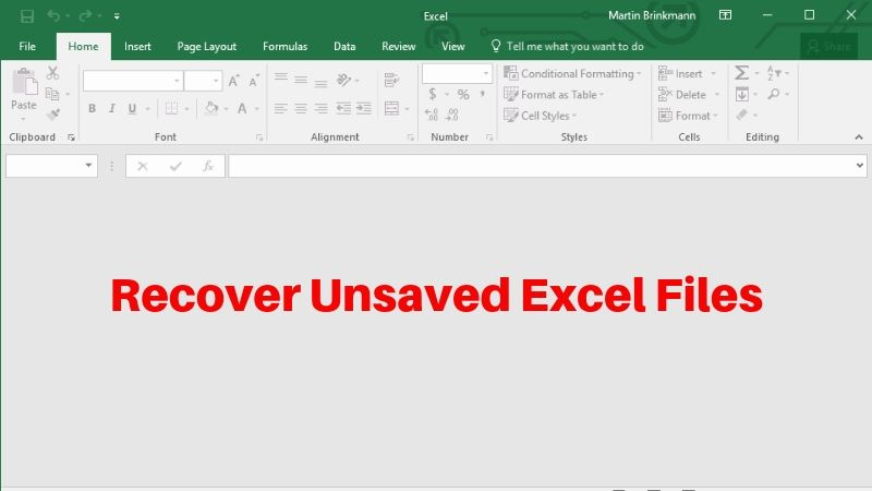recover-unsaved-excel-files-1