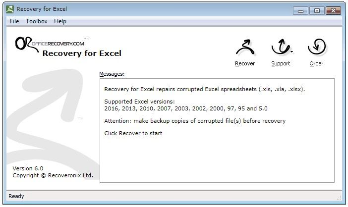 recovery-for-excel