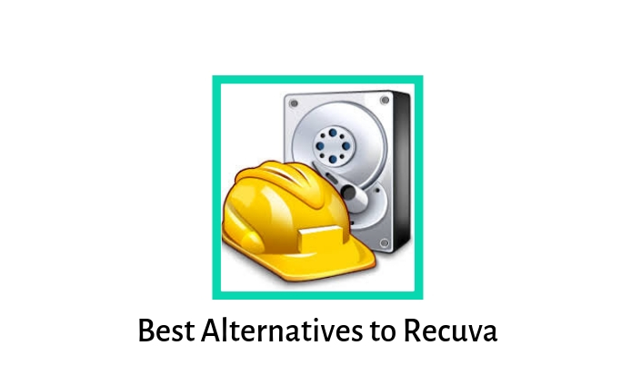 Top 6 Best Alternatives to Recuva [2019]