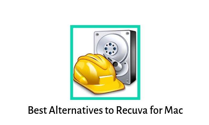 Recuva Mac - Recuva for macOS Mojave Alternatives Free Download
