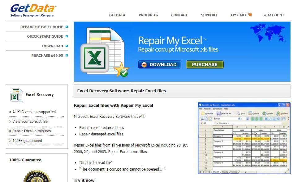 repair-my-excel