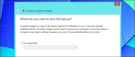 How to Restore Windows 10 Image Backup