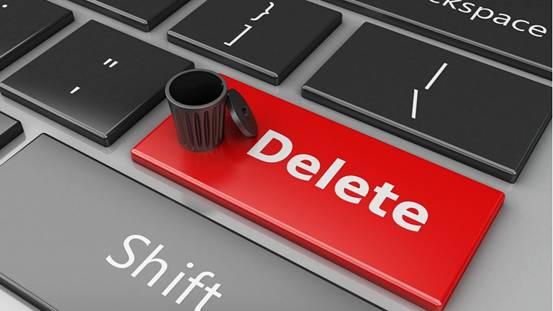 shift-delete