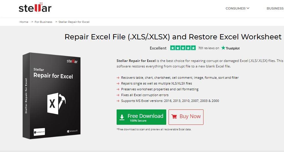 stellar-phoenix-excel-repair