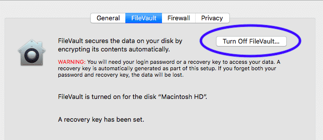 turn-off-filevault