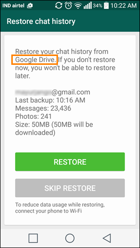 whatsapp deleted voice message recovery