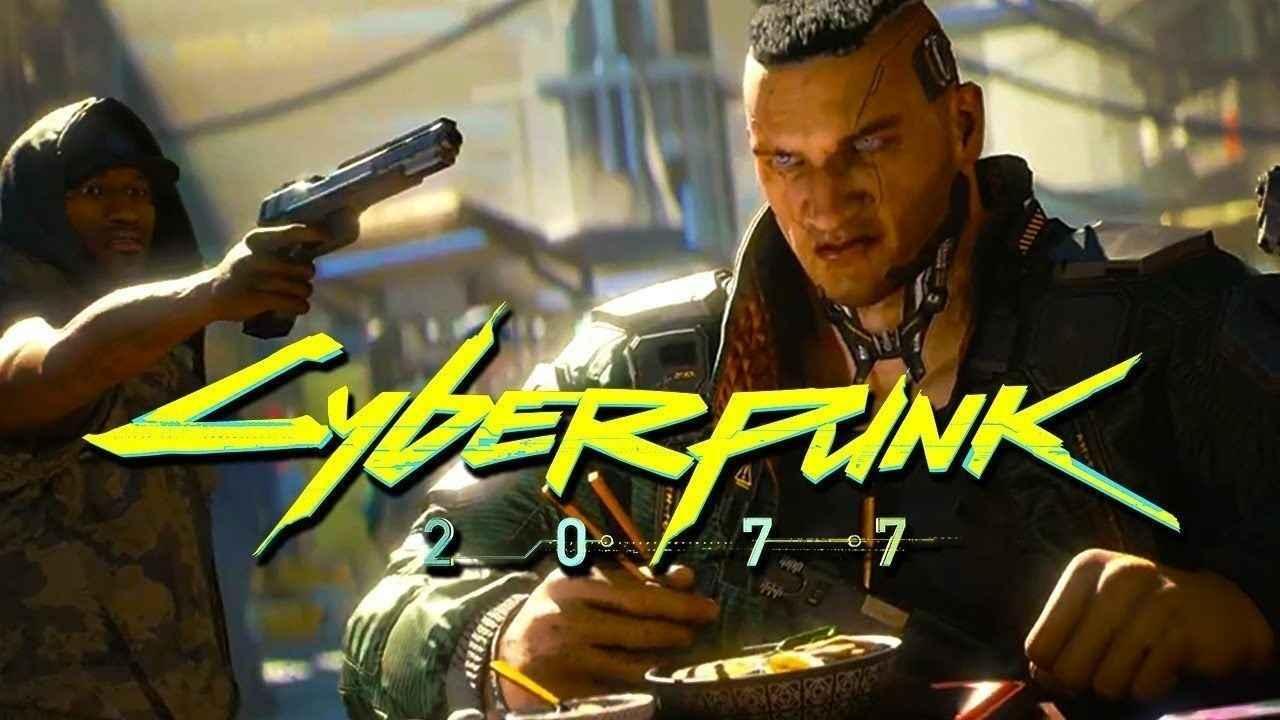 Cyberpunk2077 multiplayer game