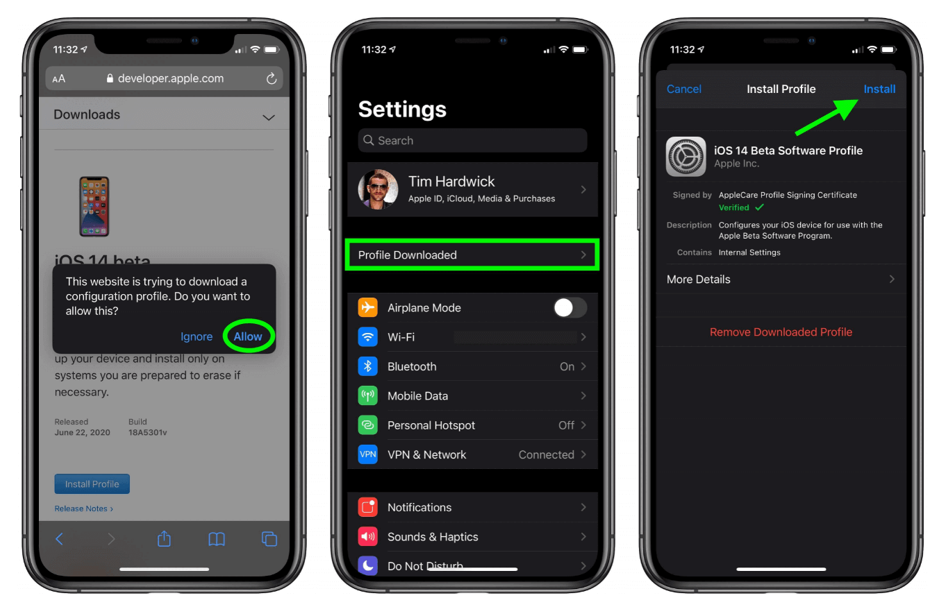 [iOS14 Beta] How to Download iOS 14 Beta to your iPhone