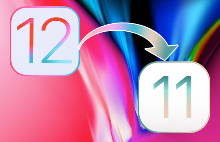 How to Downgrade from iOS 12 to iOS 11