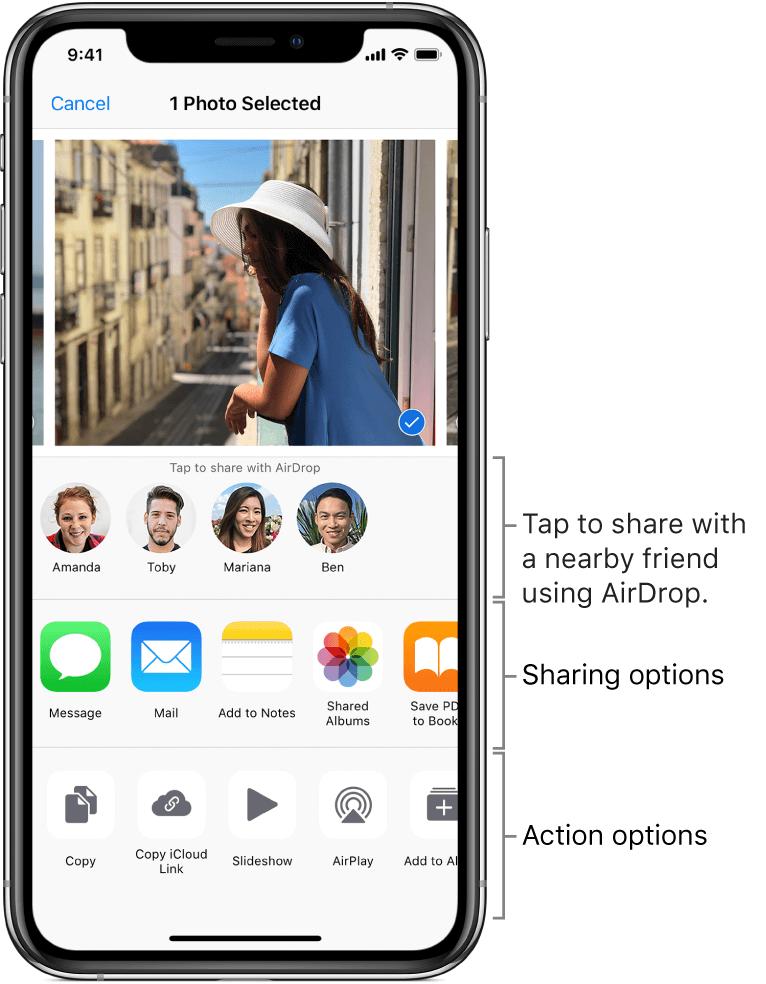 airdrop-iphone