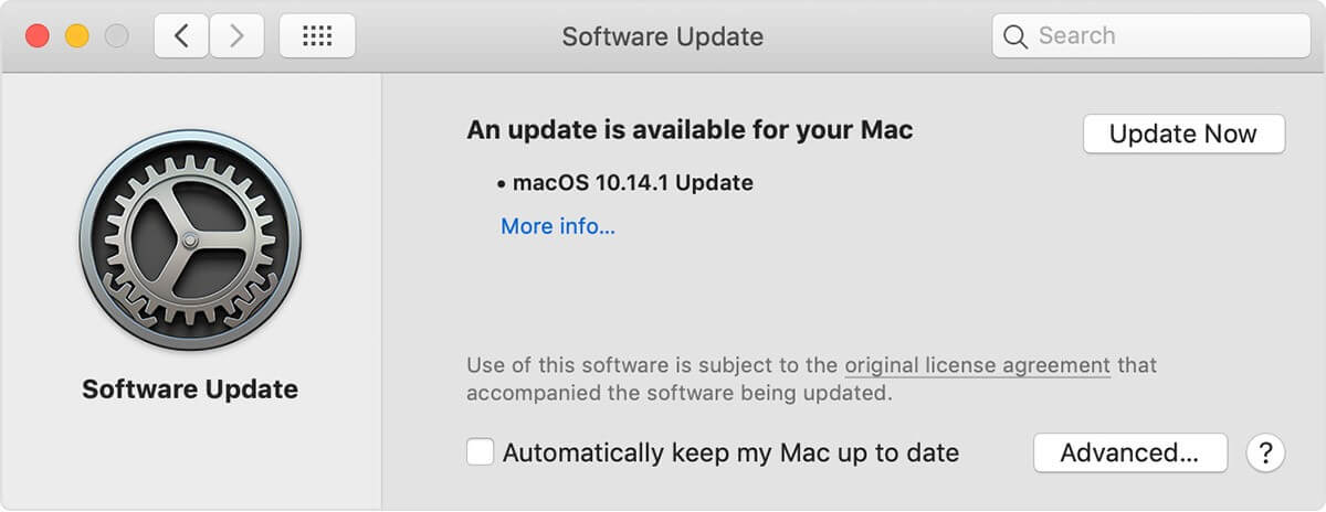 How to Update Mac OS