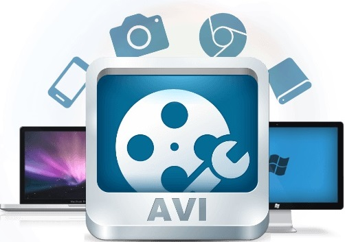 how to fix corrupted avi video files