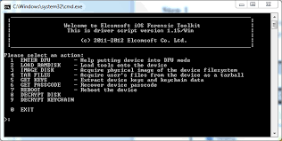 Bypass iPhone/iPad Passcode Using Forensics Software