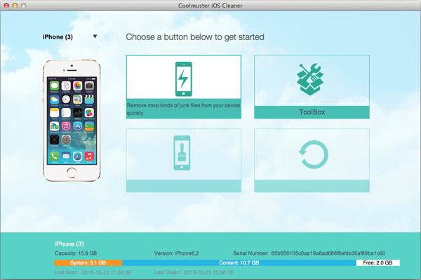 software to wipe iphone clean