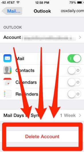How to Delete All Email on iPhone XS,iPhone XR,iPhone 8 plus, iPhone 8,etc