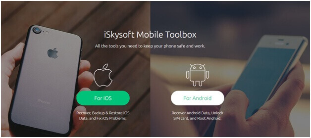 download iSkysoft Toolbox