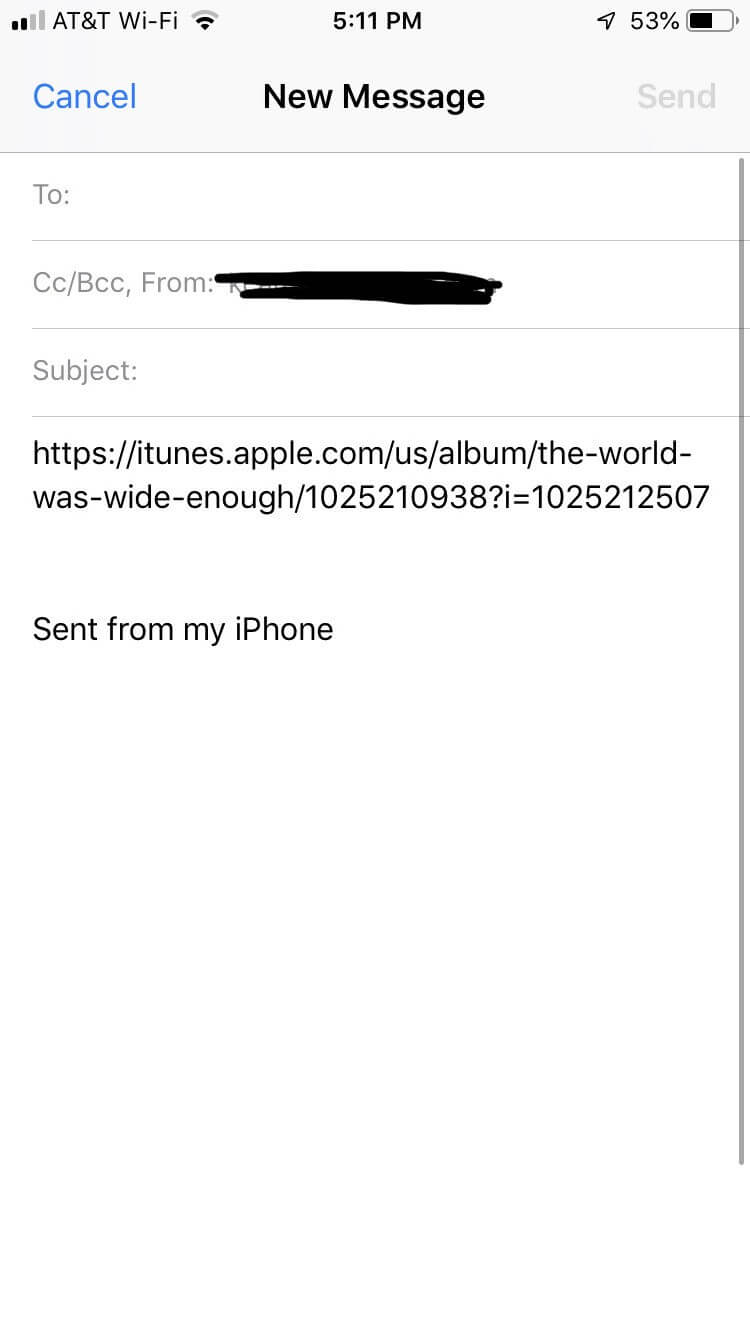 email-song-iphone