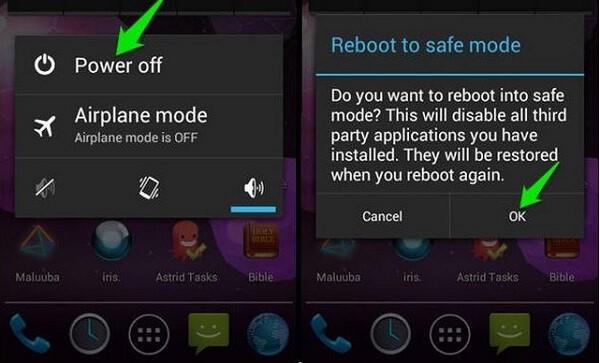 how do I fix an unresponsive screen
