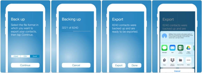 export-contacts