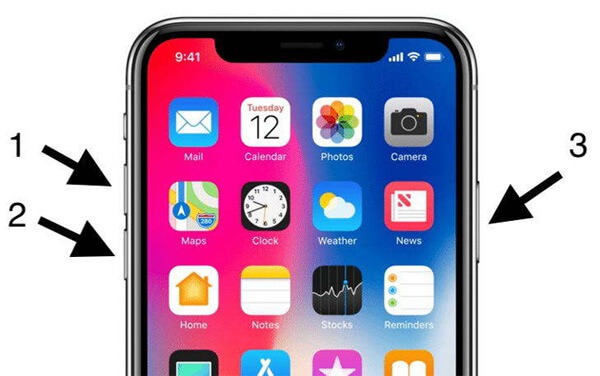How to Fix iPhone X/XS Screen Not Responding?