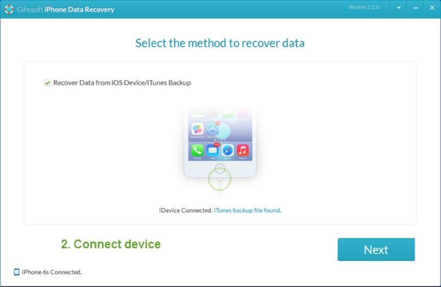 ios data recovery software review