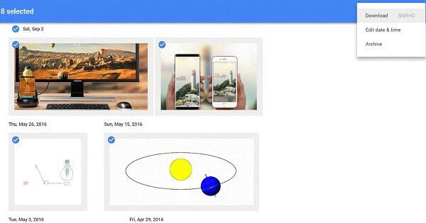 google photo app download photos