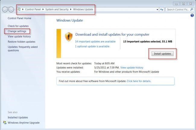 How to Update Windows OS