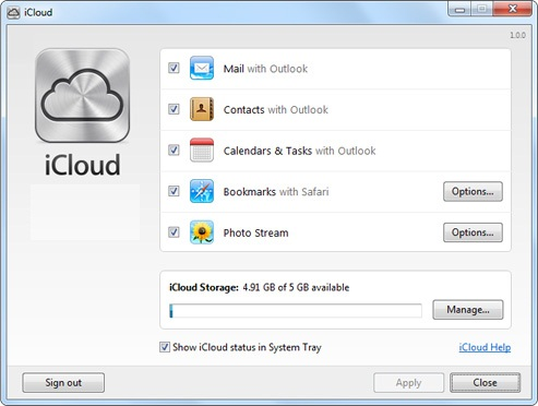 icloud photos android