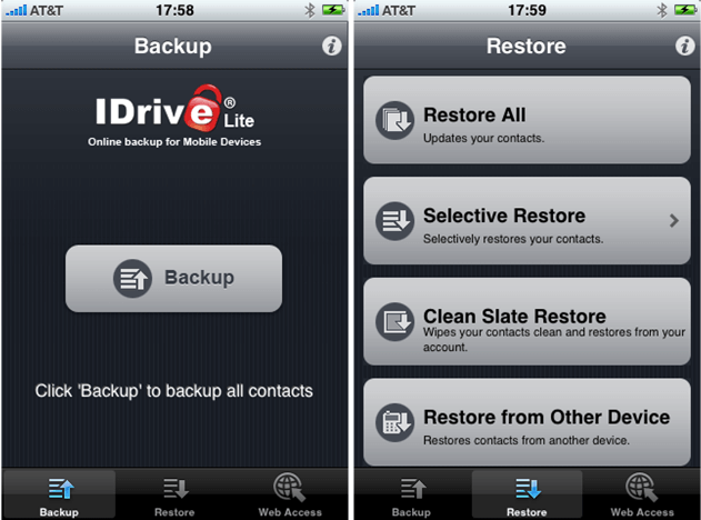 iphone backup app