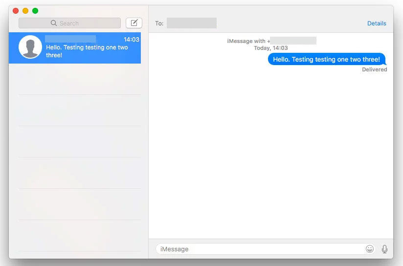 3 Ways to Transfer Messages from iPhone to Mac