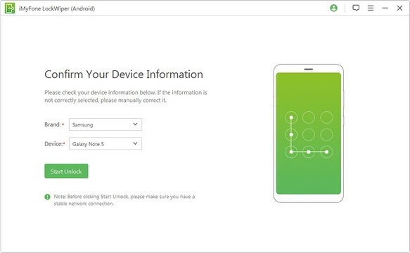 android mobile pattern lock reset software download