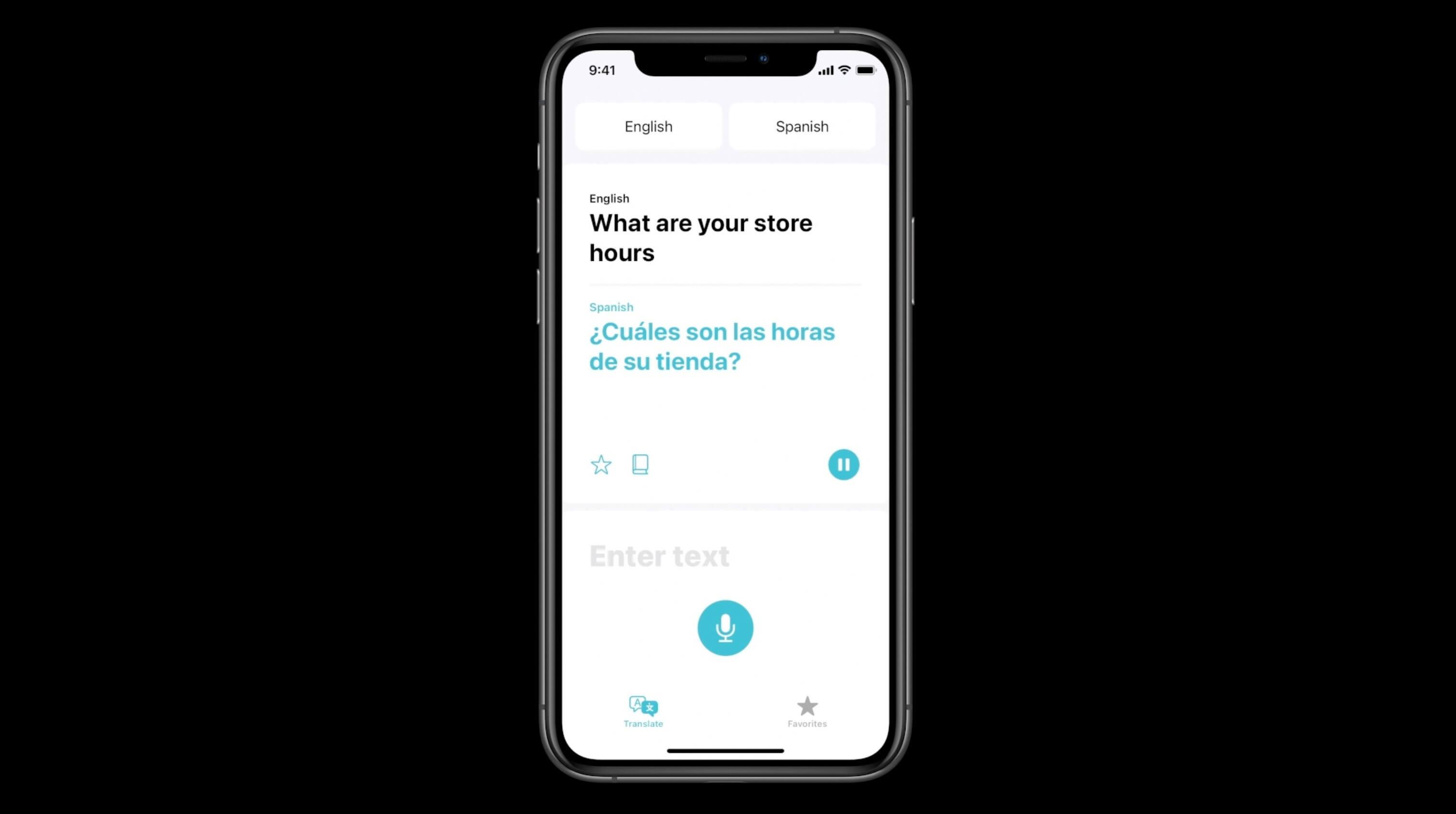 ios 14 new translate app