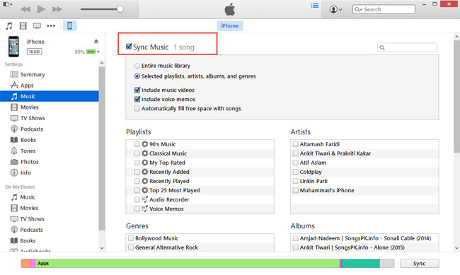 2 Ways to Transfer Music from Windows Media Player to iPod