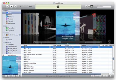 transfer songs to ipod with itunes