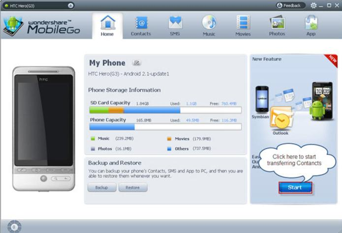 free cell phone transfer software