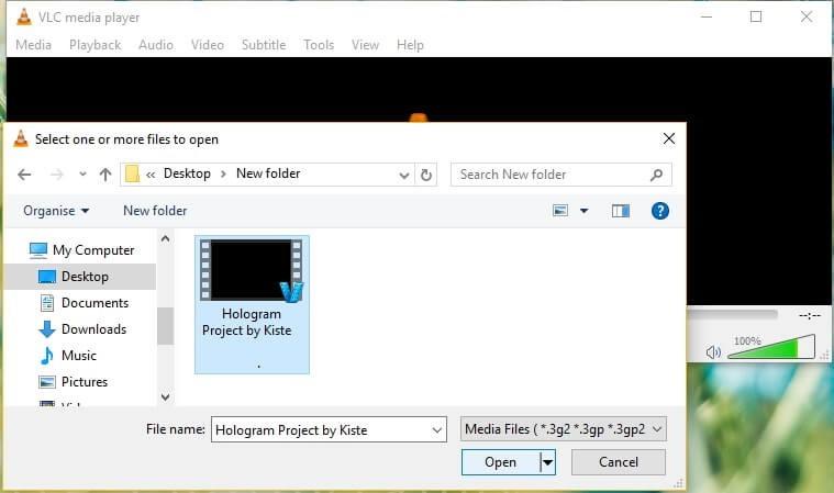 open mkv file
