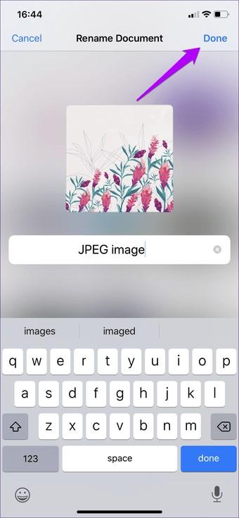 transfer photo to pdf