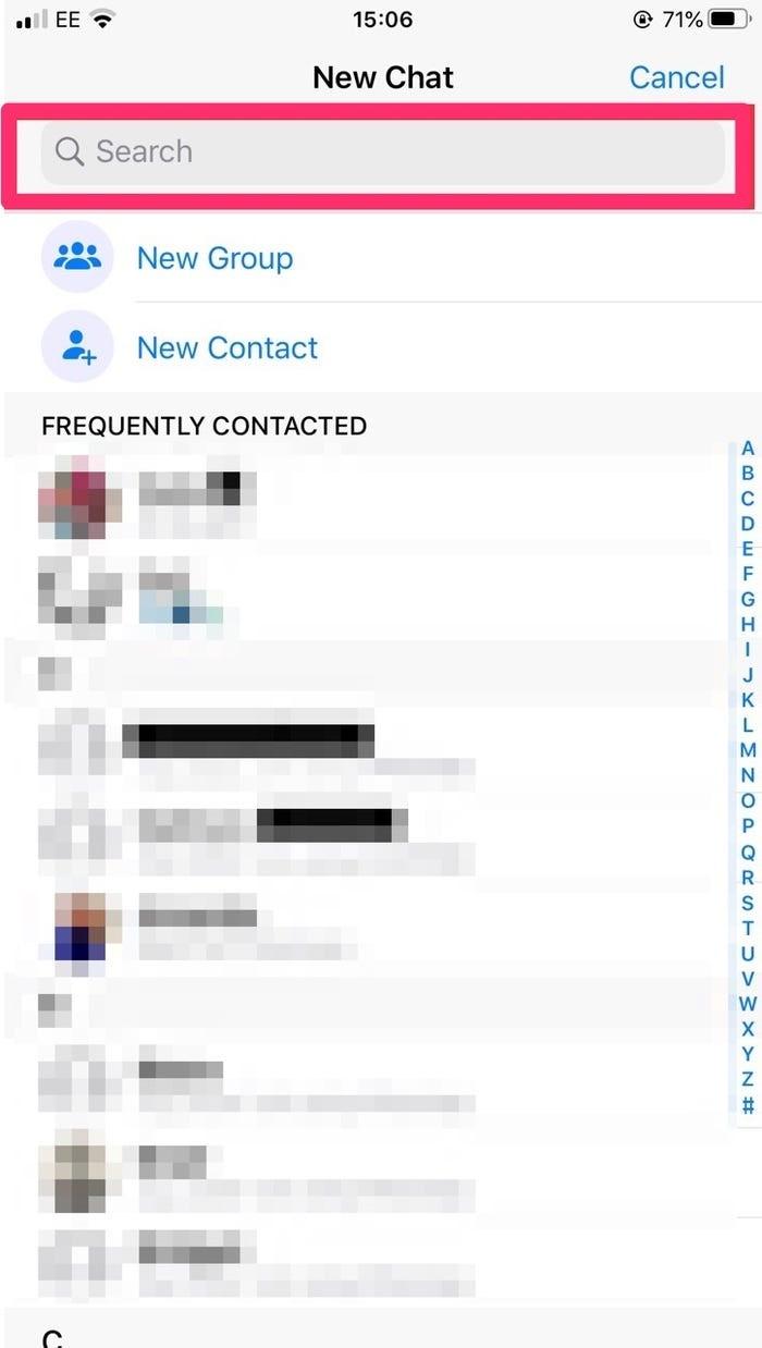 find friends for whatsapp